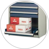 Heavy Duty Pull-Out Shelves